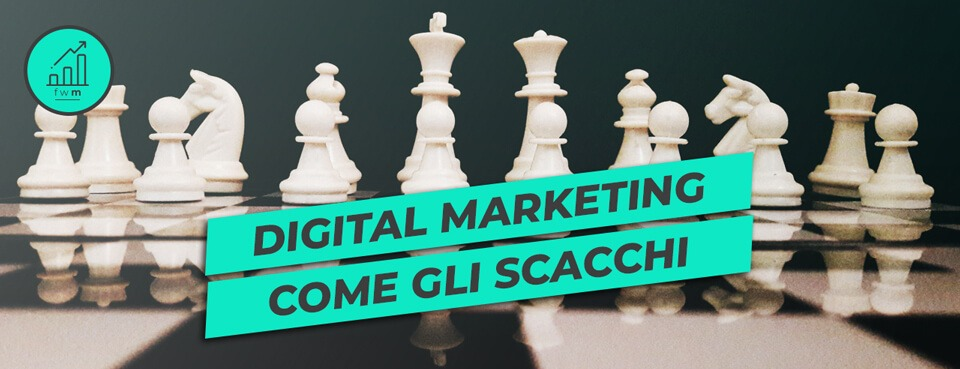 Web Marketing come partita scacchi Nicola Onida SEO specialist