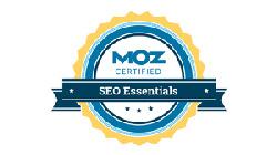 Moz SEO certification Facile Web Marketing Nicola Onida