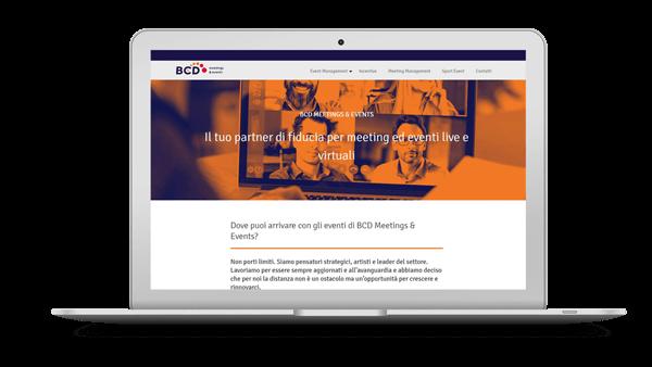 Facile Web Marketing BCD Meetings Events Nicola Onida Progetti