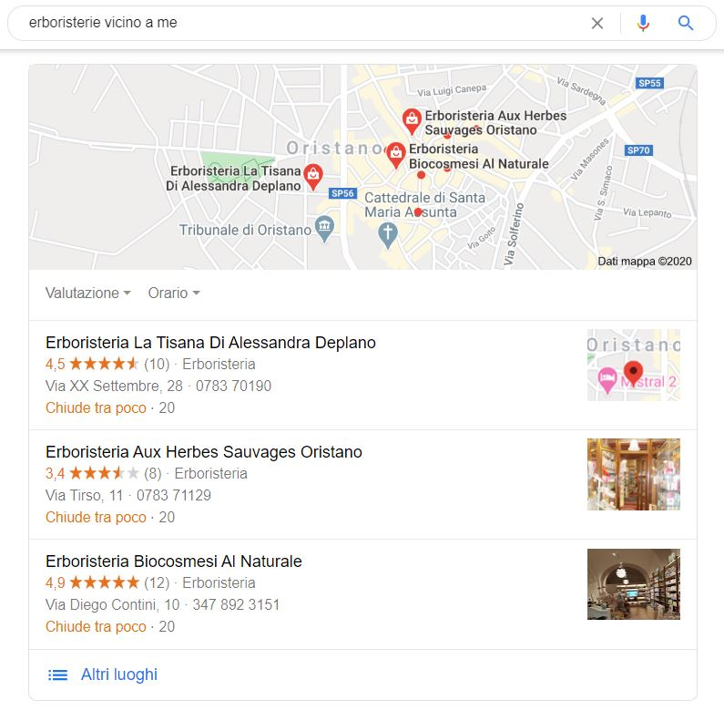 Local Business Facile Web Marketing Nicola Onida