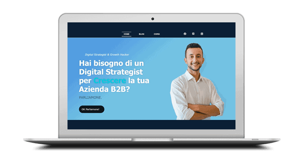 Facile Web Marketing Stefano Pisoni Nicola Onida Progetti