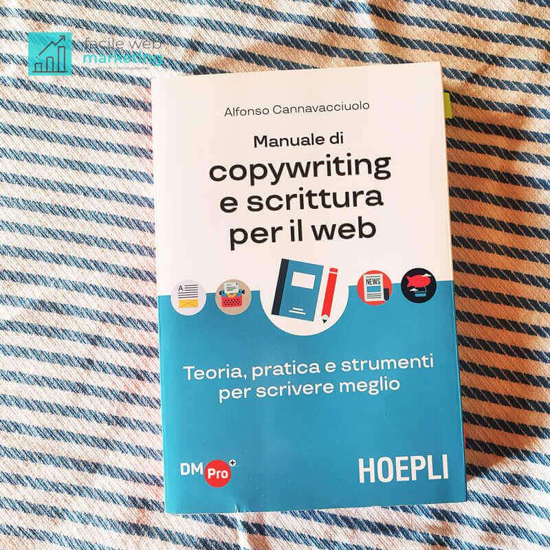 Manuale di Copywriting e Scrittura per il Web copertina Facile Web Marketing Nicola Onida
