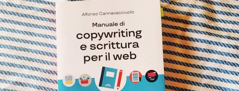 Manuale di Copywriting e Scrittura -per il Web la recensione di Facile Web Marketing