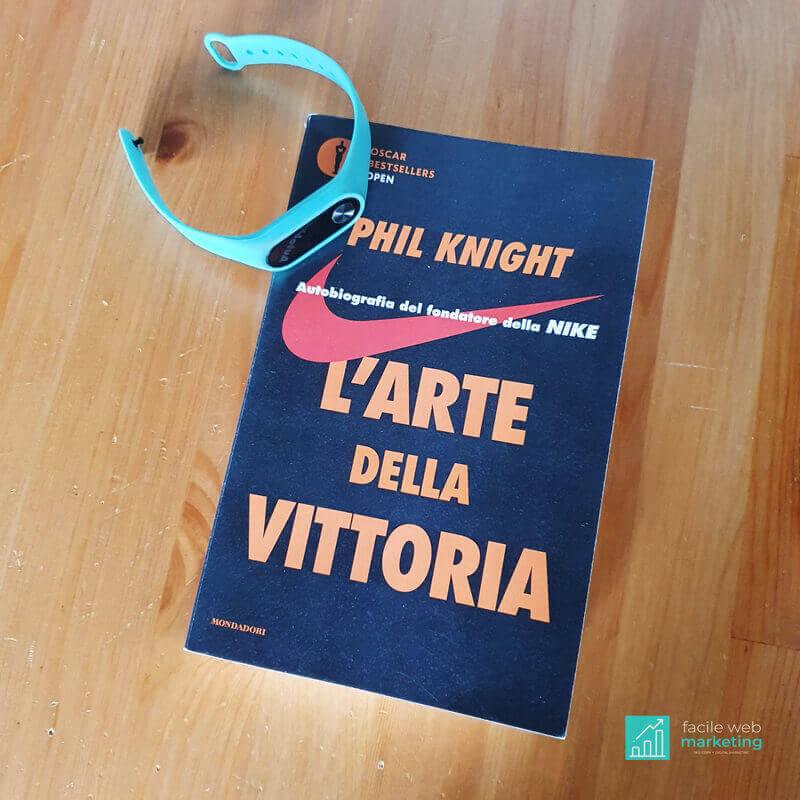 L' Arte della Vittoria la recensione di Facile Web Marketing copertina Nicola Onida SEO copywriter