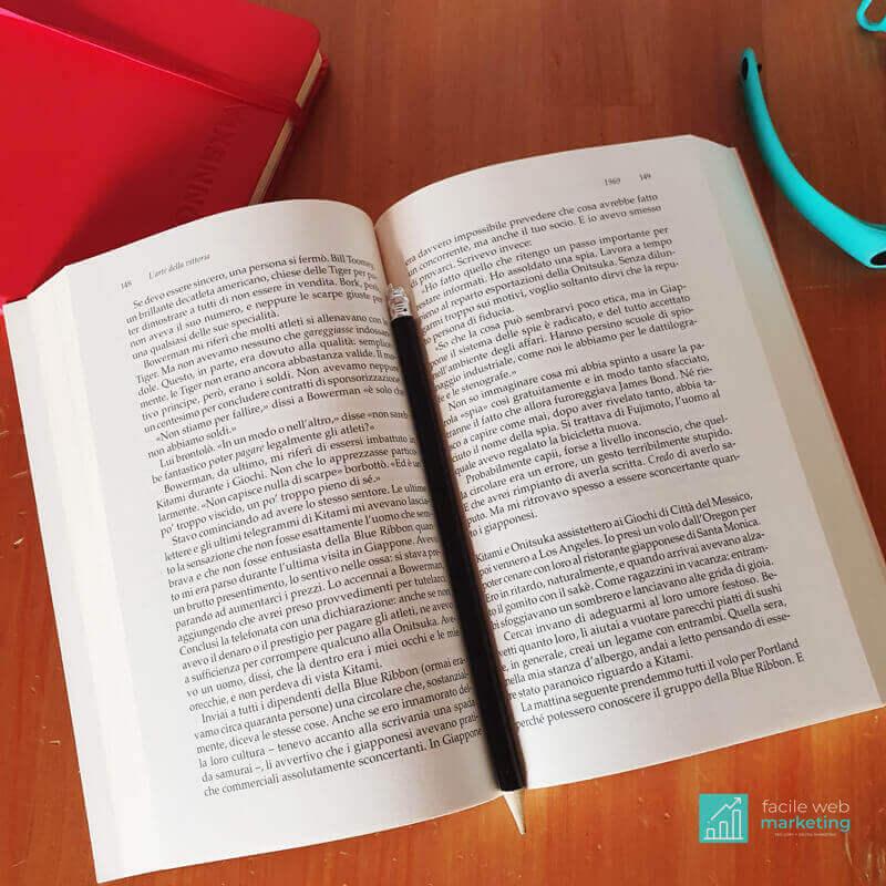 L' Arte della Vittoria la recensione di Facile Web Marketing pagina interna Nicola Onida SEO copywriter