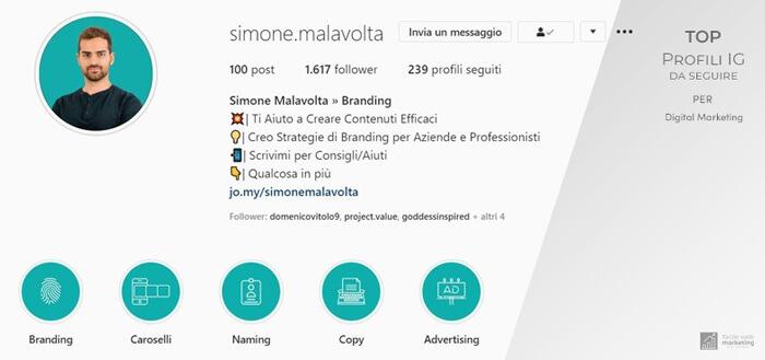 simone-malavolta profili Instagram da seguire per il Digital Marketing
