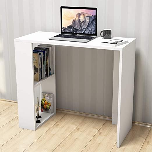 postazione pc smart working scrivania compatta Facile Web Marketing
