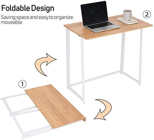 postazione pc smart working scrivania pieghevole Facile Web Marketing