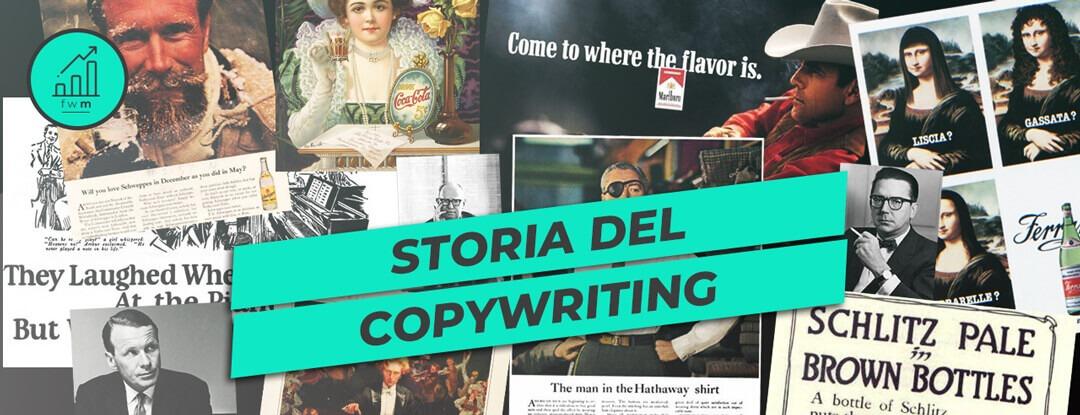 Storia del Copywriting Facile Web Marketing Nicola Onida