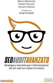 SEO Audit Avanzato Maltraversi Prevosto Sacheli Libri SEO Facile Web Marketing