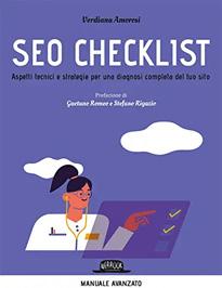 SEO Checklist Verdiana Amorosi Libri SEO Facile Web Marketing