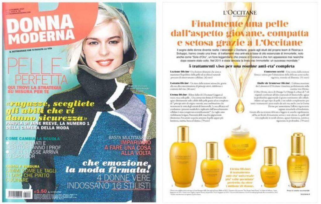 articolo pubbliredazionale esempio donna moderna Facile Web Marketing Nicola Onida SEO copywriter e digital marketing