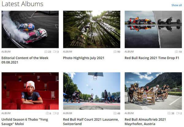 Red Bull Content Pool Brand Journalism Nicola Onida Facile Web Marketing